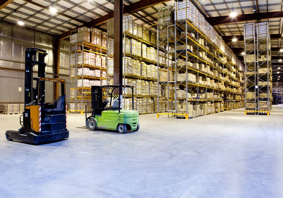Logistics and Warehouse Image